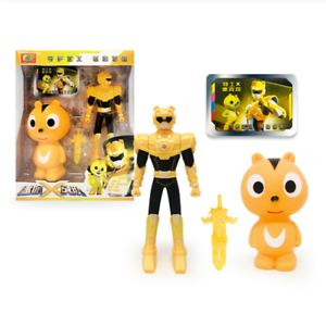 MINIFORCE-X-BOLT-VOLT-Figure-Set-Mini-Force-Super-Ranger-Christmas-Birthday-Gift