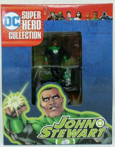 Eaglemoss DC Comics Super Eroe Figura Collezione John Stewart
