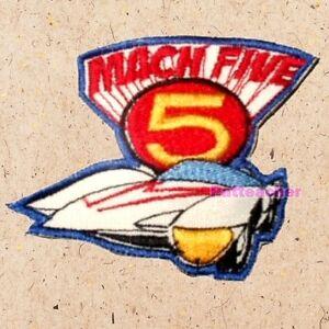 Mach 5 Logo