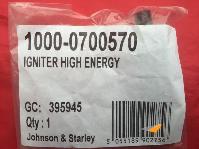 Johnson & Starley Hi-spec J30 & J32 Generador de chispa