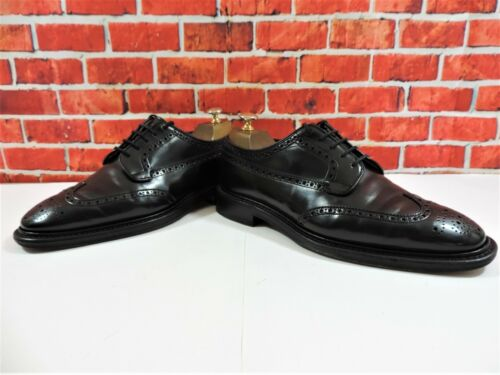 Eu 8 Grafton F Leather 42 Times 9 4 Worn Us Brogues Uk 3 Grade Custom Church's 4xXT8n