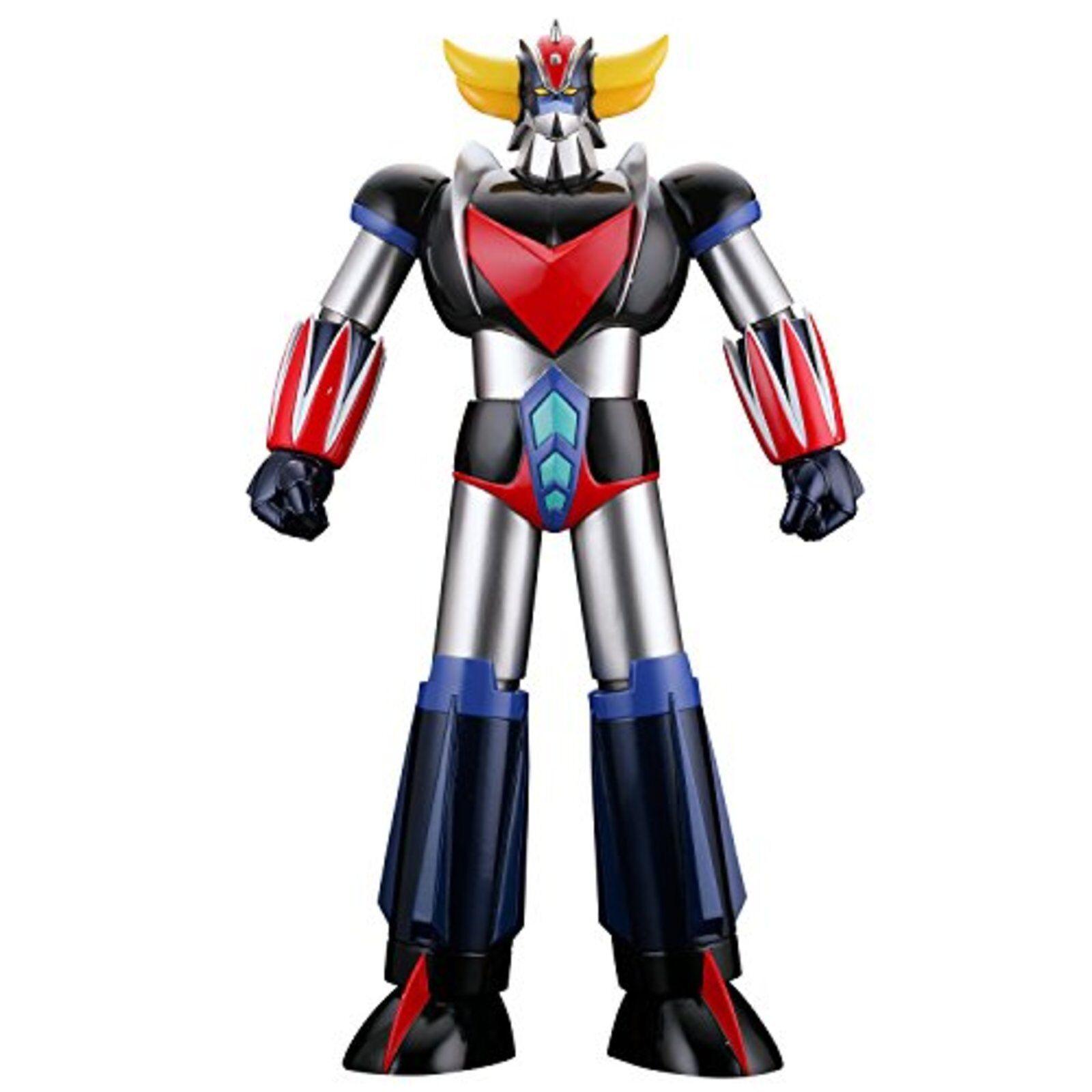 Kaiyodo Vinilo Suave Juguete Caja Hi-line 006 Ovni Robot Grendizer Figura F S con nº de seguimiento