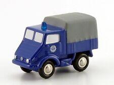 Schuco Piccolo Mercedes Unimog 401 THW  # 50527200