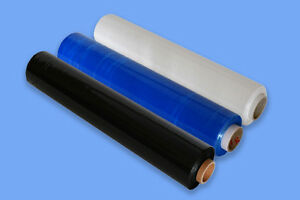 200 300 250 1 2 6 12 18 24 STRONG EXTENDED CLEAR BLUE BLACK PALLET STRETCH WRAP