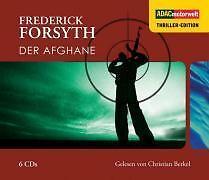 ADACmotorwelt Thriller-Edition: Der Afghane von Frederick Forsyth (2008)