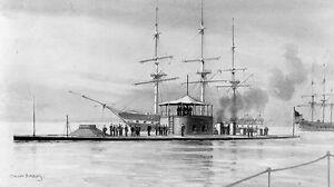 Pancernik-034-USS-Monitor-034-z-roku-1862-Skala-1-350