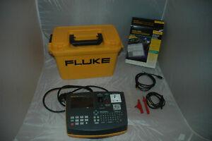 Fluke-6500-2-Kit-Geraetetester-BGVA3-0701-Deutsche-Version-DMS-1-7-complete