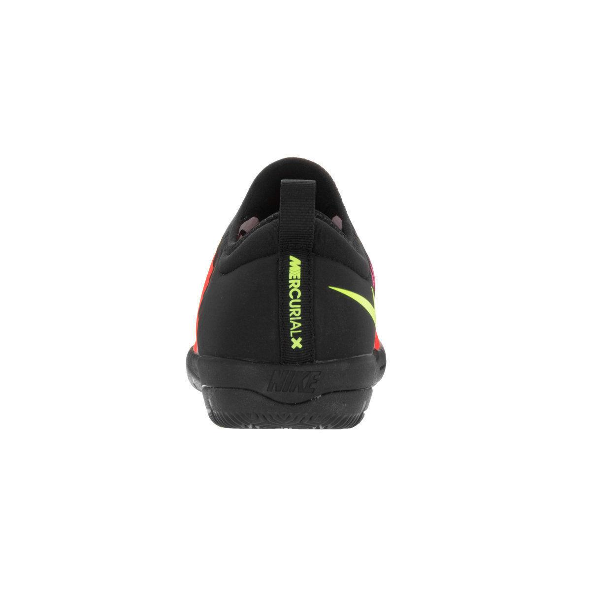 nike mercurialx final nouvelles ii lc baskets taille 12 nouvelles final chaussures Noir  831974-870 hommes 504856