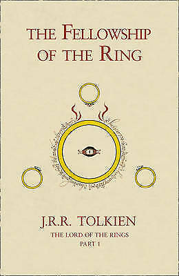 The Fellowship of the Ring (Lord of the Rings 1), Tolkien, J. R. R., New, Hardco