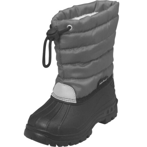Playshoes Winter Bootie Baby Kinder Winterstiefel gefüttert Schneeschuhe 20-33