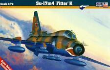 SUKHOI Su 17 M4 FITTER K 'SHARKMOUTH'SOVIET & RUSSISCH AF MKGS 1/72 MASTERCRAFT