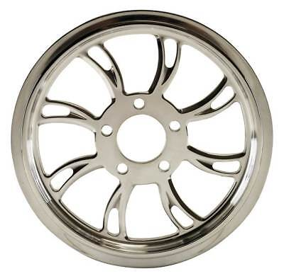 """Ultima Polished Manhattan Pulley 1-1//2/"""" Wide 70 Tooth 99/' Earlier /& 00/'-Later"""