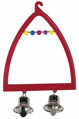 Pa 4058 Swing Con Campane 9.5x14cm-mostra Il Titolo Originale