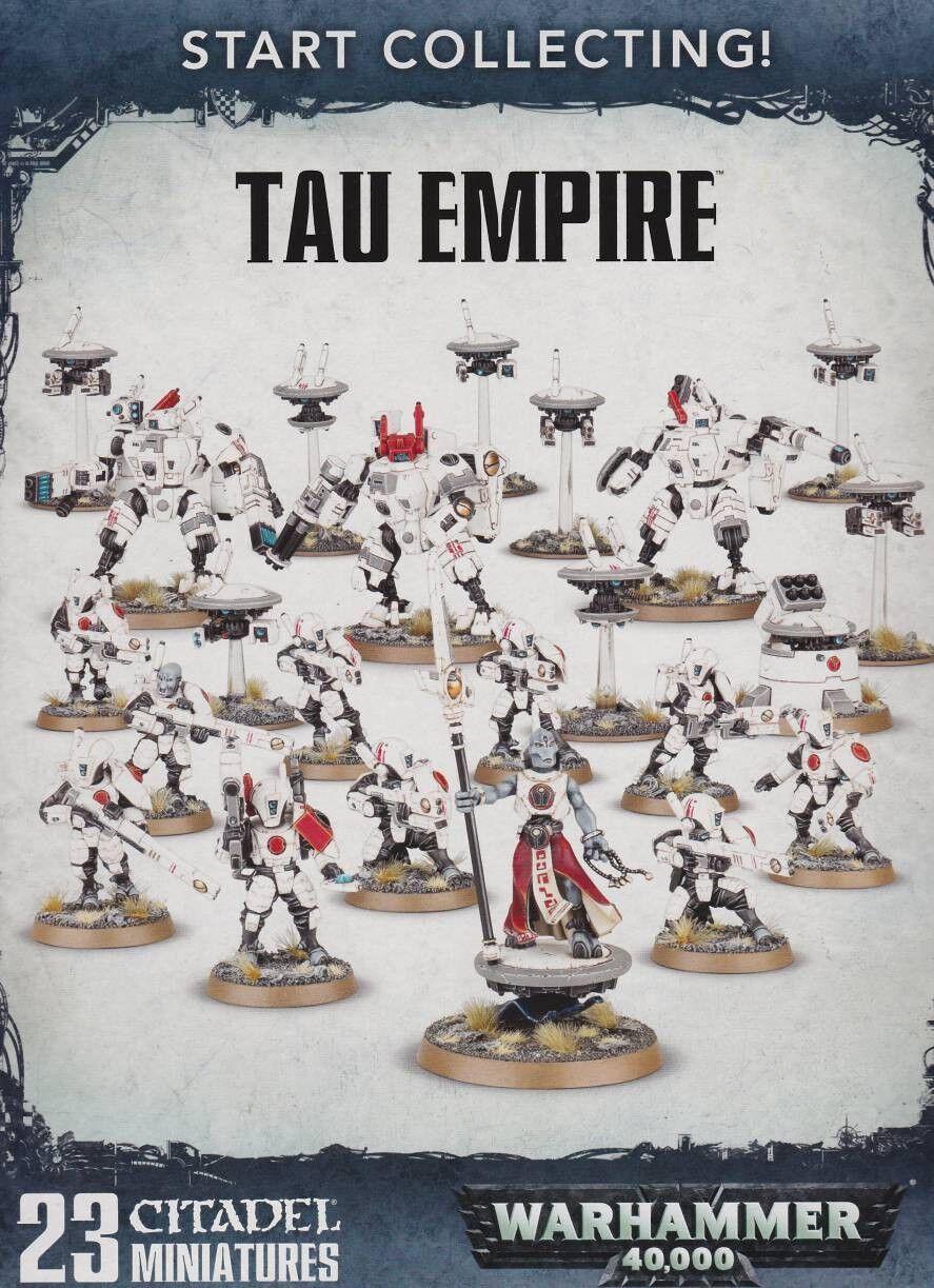 Estrellat collecting  Tau Empire giocos lavoronegozio Warhammer 40.000 Crisis fire warriors  divertiti con uno sconto del 30-50%