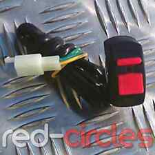 PIT DIRT BIKE ON / OFF KILL SWITCH BUTTON 150cc 160cc RFZ CW CRF70 CRF50 PITBIKE