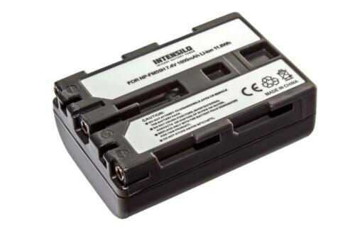 Batería intensilo 1600mAh Para Sony NP-QM51D//NP-QM71//NP-QM71D