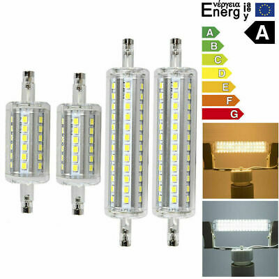 5W 7W 78mm R7s LED SMD Leuchtmittel Stab Fluter Brenner Deckenfluter Strahler