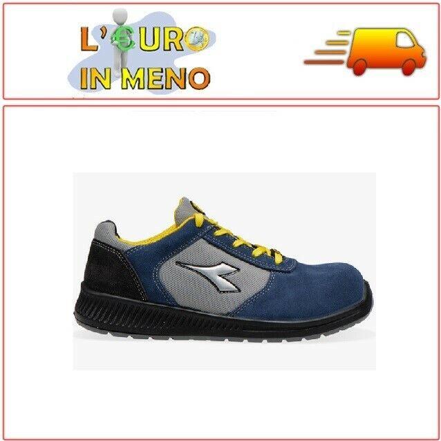 Scarpe Antinfortunistiche DIADORA Utility Lavoro D BLITZ LOW S1P SRC 3 Colori | eBay