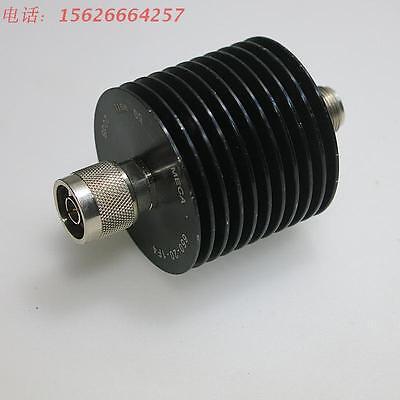 1 PC Used Good  MECA 650-20-1F4 4GHz 20db 50W RF N Attenuator