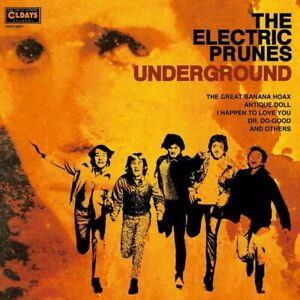 NEW-CD-Album-The-Electric-Prunes-Underground-Mini-LP-Style-Card-Case