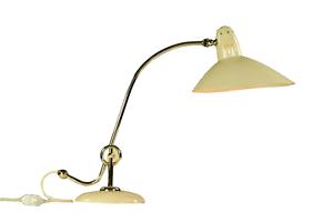 HALA-Tisch-Lampe-Praesident-Luxus-Lese-Leuchte-Messing-Vintage-Bauhaus-40er
