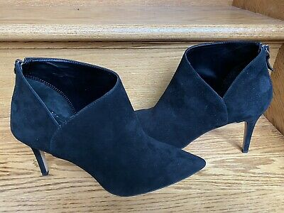 Enzo Angiolini Ruthely Suede Bootie