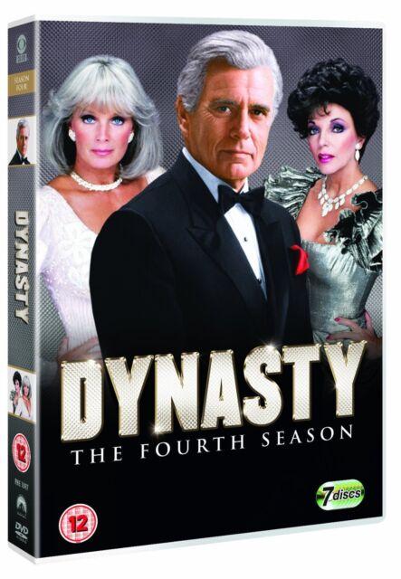 DYNASTY - COMPLETE  SEASON 4 - DVD - UK Region 2 / sealed