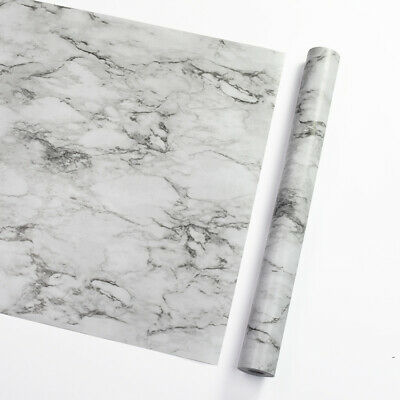 10m Waterproof White Black Marble Manufacturer Wallpaper Mimics