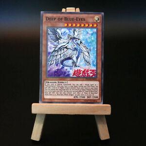 YUGIOH-PROXY-DEEP-OF-BLUE-EYES-Orica-Custom-Card-Dragon-Blue-eyed-LGB1