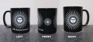 FOLK HORROR REVIVAL classic BLK MUG, limited RARE NEW-BOXED official merchandise
