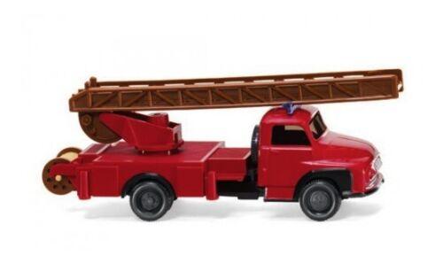 Leiterwagen - 1:87 #062001 Wiking Feuerwehr Ford FK 2500
