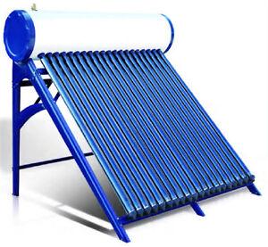Duda Solar Pressurized Passive Solar Water Heater System