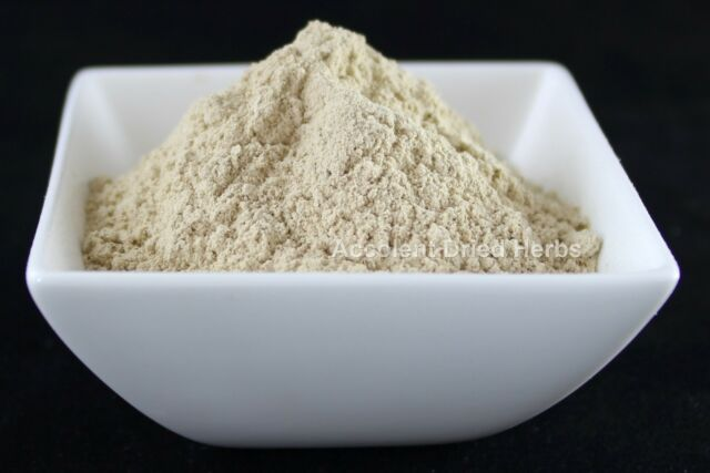 Dried Herbs: ASTRAGALUS Root Organic - powdered        50g.