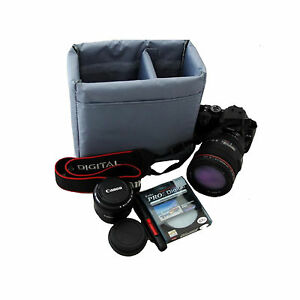 DB25-Insert-Partition-Padded-Camera-Bags-Case-For-Nikon-D3100-D3200-D5100-D5200