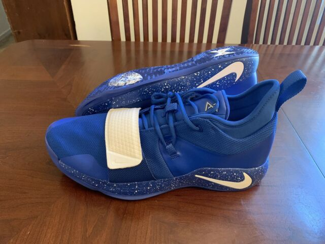 Nike PG 2.5 TB Team Bank Blue White