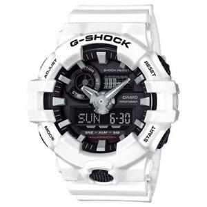 Casio-G-Shock-White-Analogue-Digital-Mens-Sports-Watch-GA700-7A-GA-700-7ADR