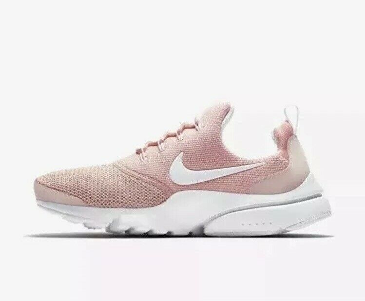 Nike Wmns Presto Fly 910569-605 corail Stardust Blanc Taille UK 4.5 EU 38 US 7 NEW