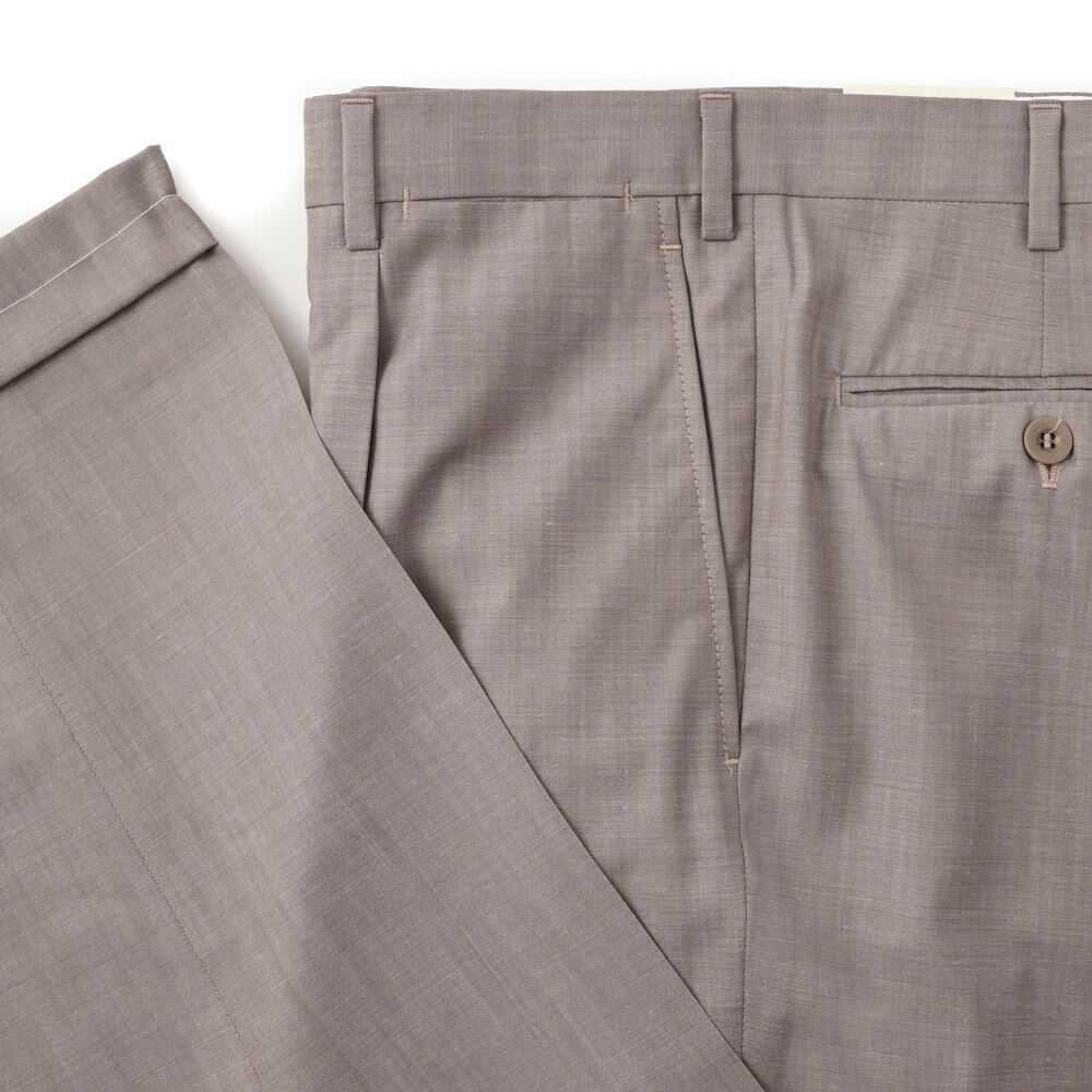 f03f1acd ... NWT BRIONI BRIONI BRIONI 'Cortina' Lightweight Super 150s Wool Dress Pants  32 W ...