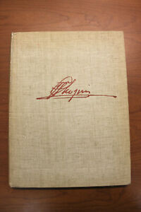 Buch-Frederic-Chopin-Paris-Robert-Bory-1951