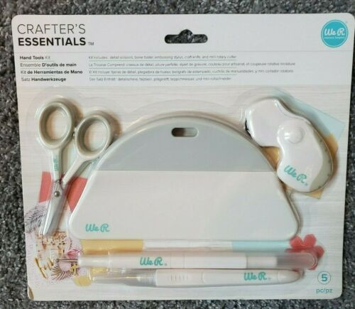 We R Memory Keepers Hand Tools Kit 5pc