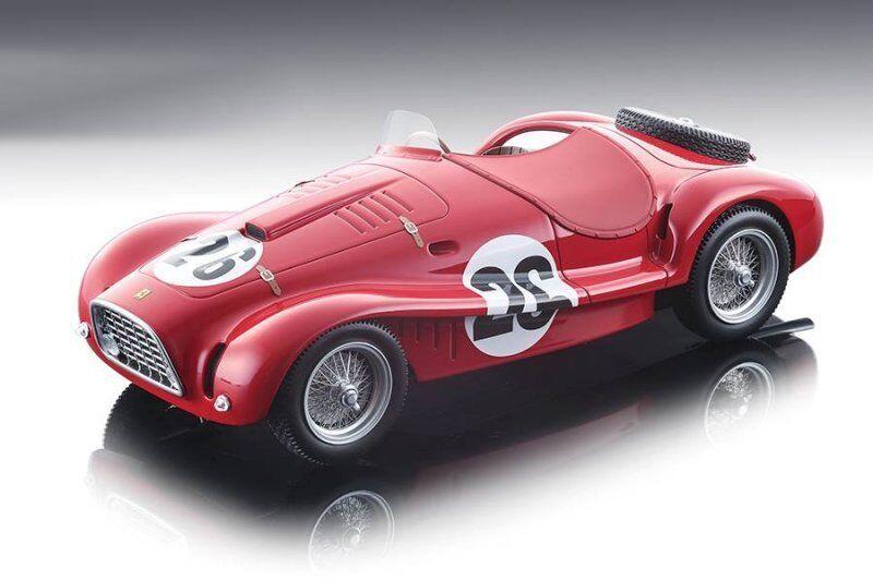 Ferrari 225 S SPYDER VIGNALE  26 1952 GP PORTUGAL 1 18 par Tecnomodel TM18-81D