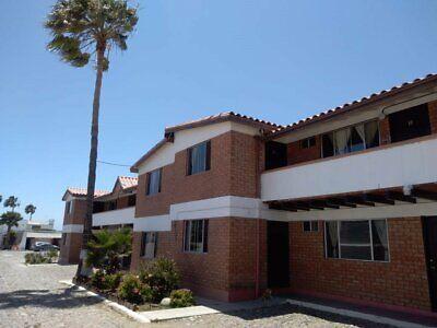 HOTEL EN VENTA ENSENADA OPORTUNIDAD DE INVERSION FRENTE AL MAR CON VARIAS PROPIEDADES