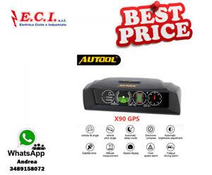 Autool-X90-Smart-GPS-Inclinometro-Altimetro-Bussola-Off-Road-Jeep-4X4-digitale