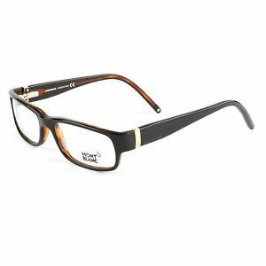 000fb2133 Mont Blanc MB210 Cor 581 Óculos tamanho 53-16-140 100% Autêntico | eBay