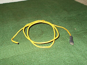 1965 1966 mustang fastback coupe convert gt shelby heater resistor wiring plug ebay. Black Bedroom Furniture Sets. Home Design Ideas