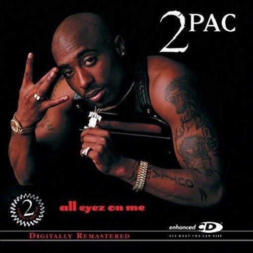 2PAC - ALL EYEZ ON ME (EXPLICIT )  2 CD NEU