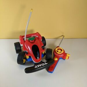 Vintage-Tomy-Big-Fun-Little-R-C-Buggy-1990-Suitable-for-parts-or-Repair