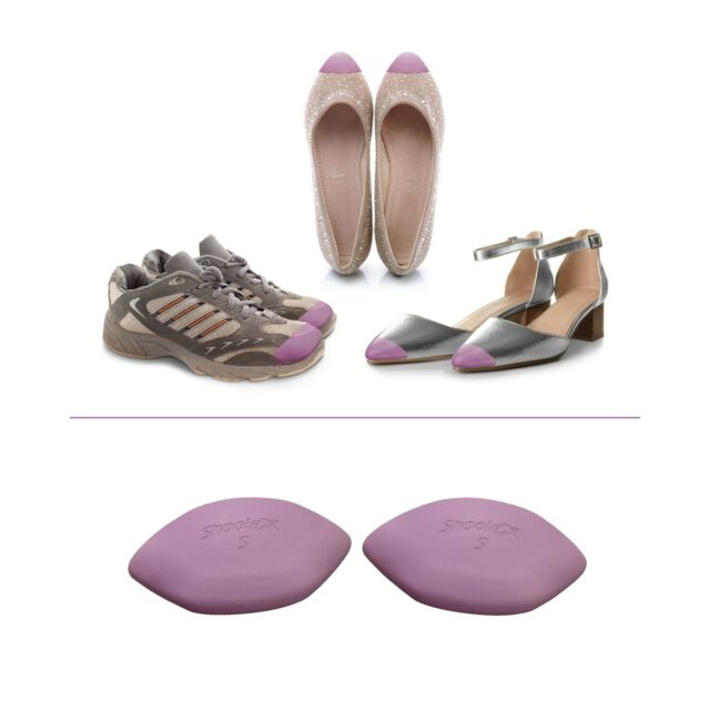 Shoolex Shoe Filler Unisex Toe Inserts