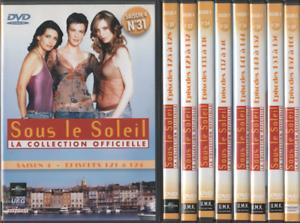 Dvd-Serie-Sous-Le-Soleil-Saison-4-Vol-31-a-40-sauf-le-37-9-Dvds-36-episodes