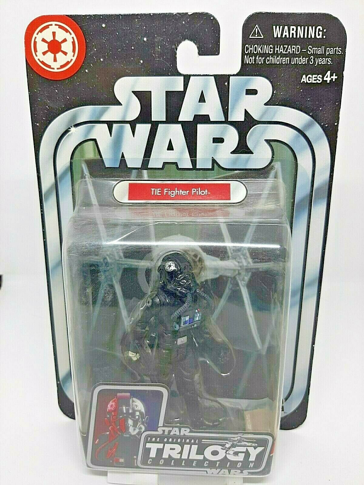 Star Wars 2004 la OTC collection TIE Fighter Pilot # 21